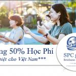 DU HỌC ÚC: Học bổng 50% học phí cho Việt Nam TỪ SPC GROUP