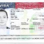 Chúc mừng Duong Thuy Đan đã đạt Visa