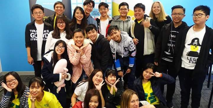 Đoàn du xuân Úc (Syney) 2017 do IDC tổ chức cho các bạn trẻ Việt Nam