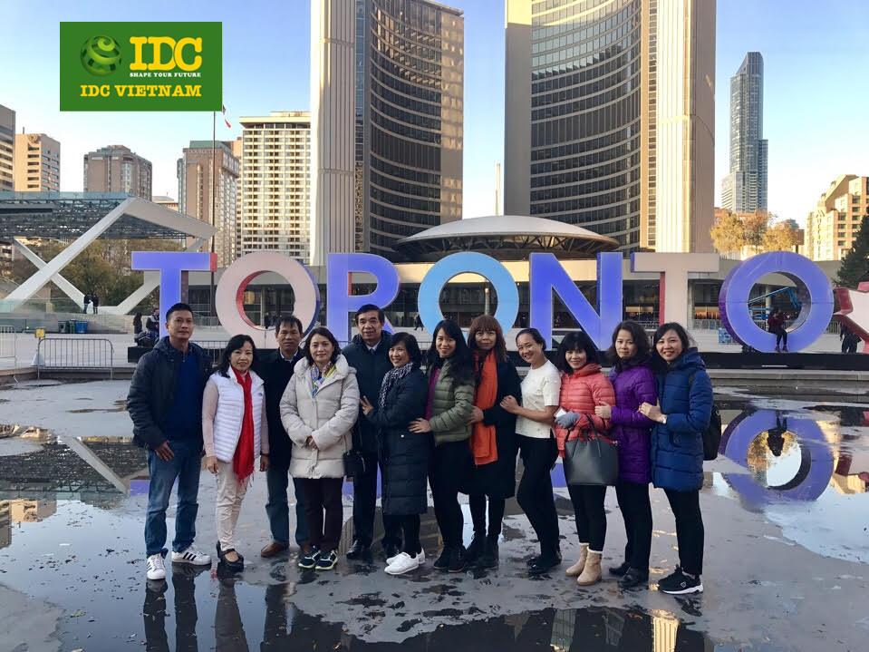 Trung tâm văn hóa, giáo dục lớn nhất Canada – thành phố Toronto
