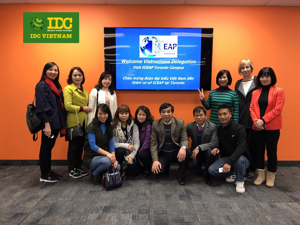 ICEAP – hệ thống trường Anh ngữ tổng hợp danh tiếng tại Canada