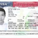 Chúc mừng Nguyễn Hữu Minh Trí đã đạt Visa