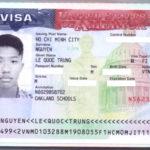 Chúc mừng Nguyễn Lê Quốc Trung đã đạt Visa