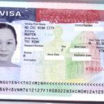 Chúc mừng Nguyễn Thi Minh đã đạt Visa