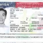 Chúc mừng Phạm Gia Huy đã đạt Visa