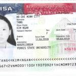 Chúc mừng Tăng Kim Ngân đã đạt Visa