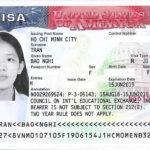 Chúc mừng Trần Bảo Nghi đã đạt Visa
