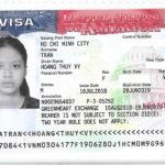 Chúc mừng Trần Hoàng Thúy Vy đạt Visa thành công