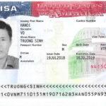 Chúc mừng Võ Trường Sinh đã đạt Visa